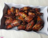 Quick Tandoori Chicken Wings