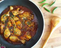 30 Minute Chicken Karahi