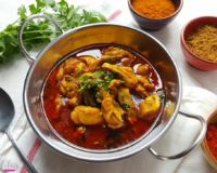 Boneless Chicken Curry