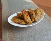 Ful Biran (Pumpkin Flower Fritters)