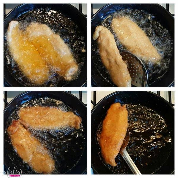 Afelia 39 s battered fish for Fish batter for pan frying