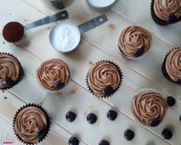 Afelia's Buttermilk Cupcakes