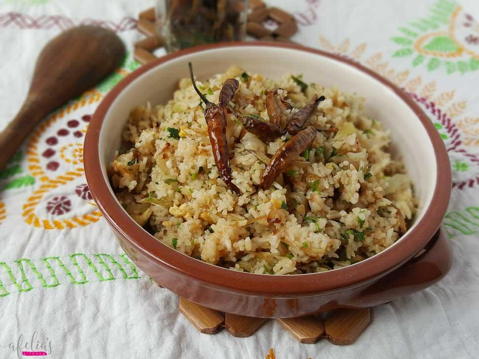 Bhat Biran Bangladeshi Fried Rice