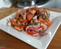 Classic Tomato Salad