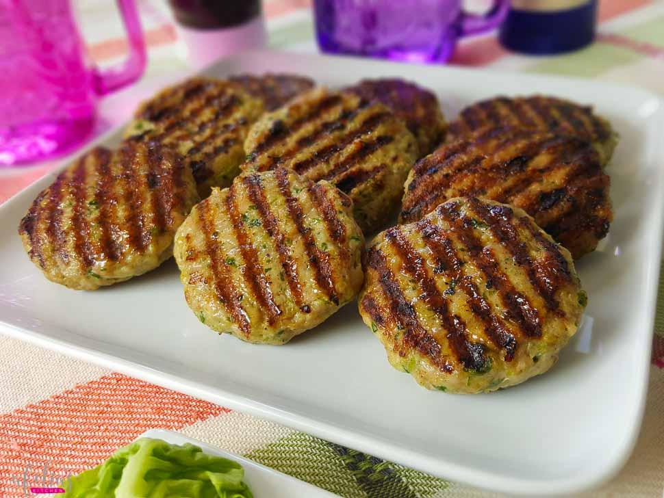 Afelia's Chicken Kebabs