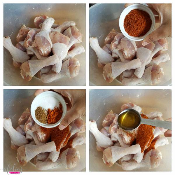 how to make desi chicken