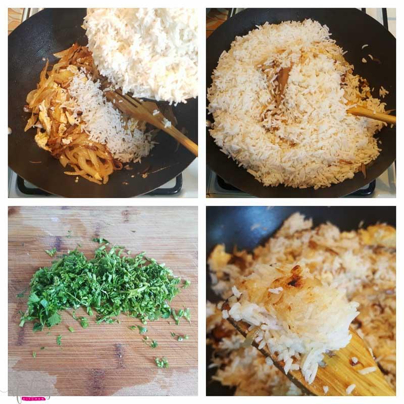 Bhat-Biran Bangladeshi Fried Rice