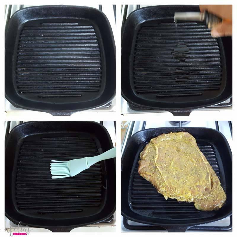 Afelia's Beef Steaks