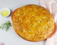 Afelia's Garlic and Rosemary Focaccia