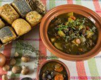 Braised Lamb and Vegetable Stew