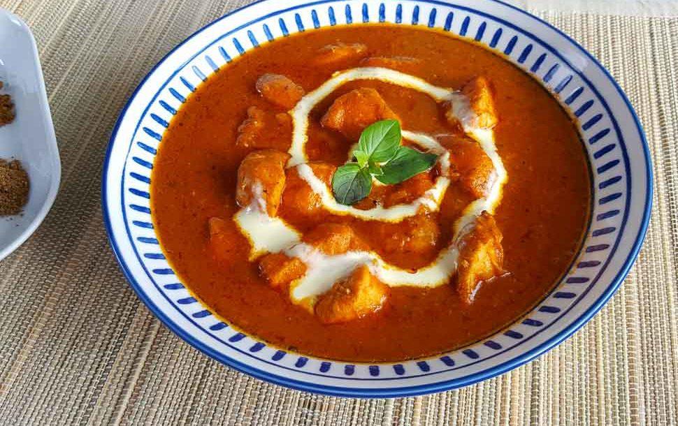 Chicken Butter Chicken Murgh Makhani