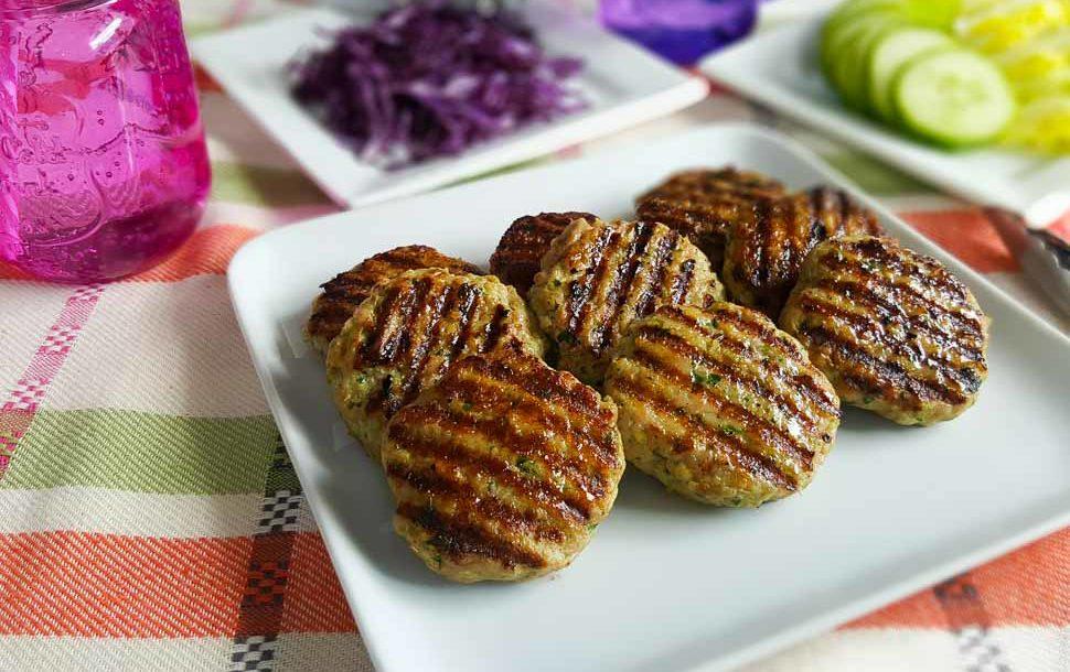 Afelias Chicken Kebabs Afelias Kitchen