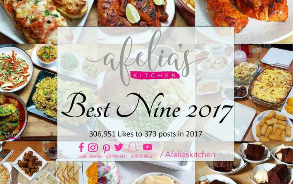 Best nine instagram posts of 2017 afeliaskitchen my best nine instagram posts of 2017 hope you enjoy having a scroll through links for the recipes have been added to each post where a recipe is forumfinder Gallery